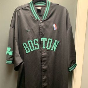 Boston Celtics Vintage Warmup (3XL)
